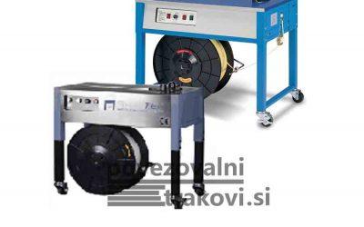 Povezovalni pol avtomatski stroj za plastični PP PET trak